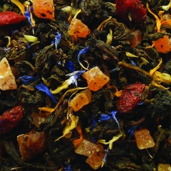 Peachy Goji Berry Oolong