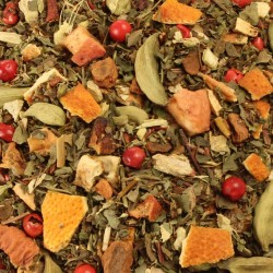 Gingery Tulsi Orange Ayurvedische Thee