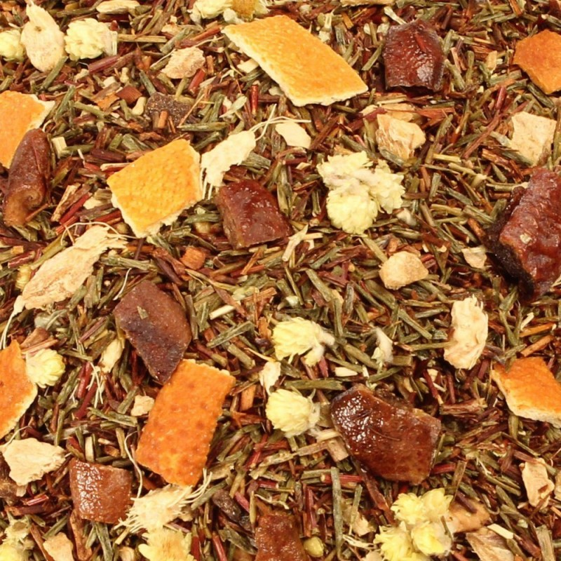 Gingery Pear Green Rooibos