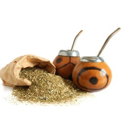 Yerba Mate Roasted Original Kruidenthee Evans & Watson - 7