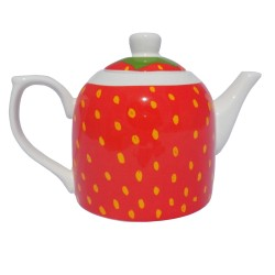 Theepot Like a Strawberry