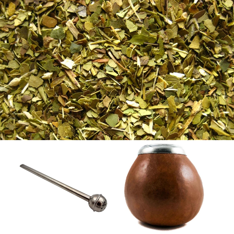 Yerba Mate Starterspakket Traditioneel Multipacks / Sets Evans & Watson - 1