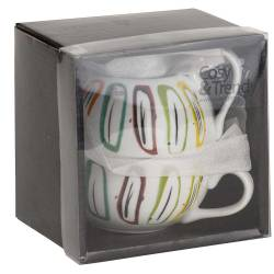 Tea For One Cosy theepot 38cl + kop 30cl Cosy & Trendy Accessoires Cosy & Trendy - 2